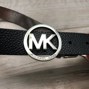 Michael Kors | Women's Reversible Logo Belt